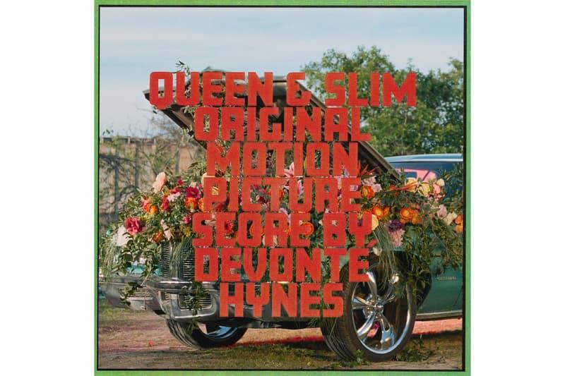 Dev Hynes Queen Slim Original Motion Picture Score Album Stream blood orange Release Info Date