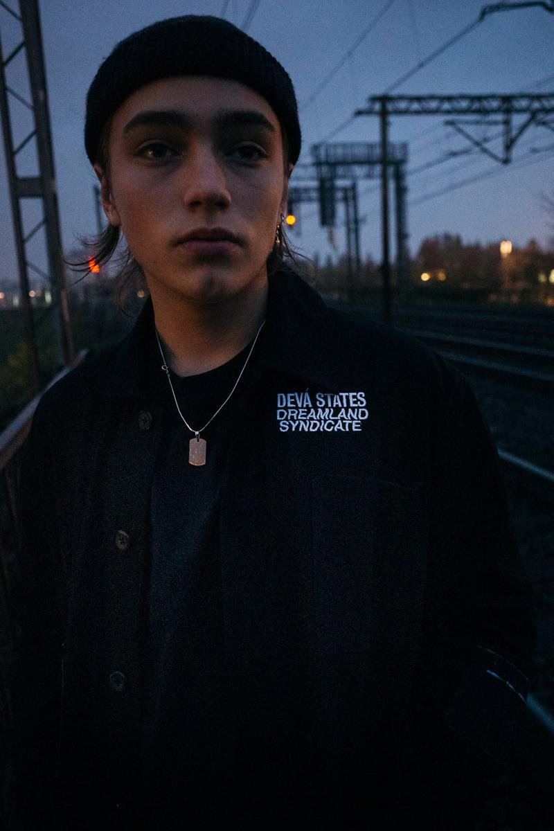 Devá State x Dreamland Syndicate Dover Street Market Singapore Installation Fall/Winter 2019 Collaborative Capsule Collection Hoodies T-shirts