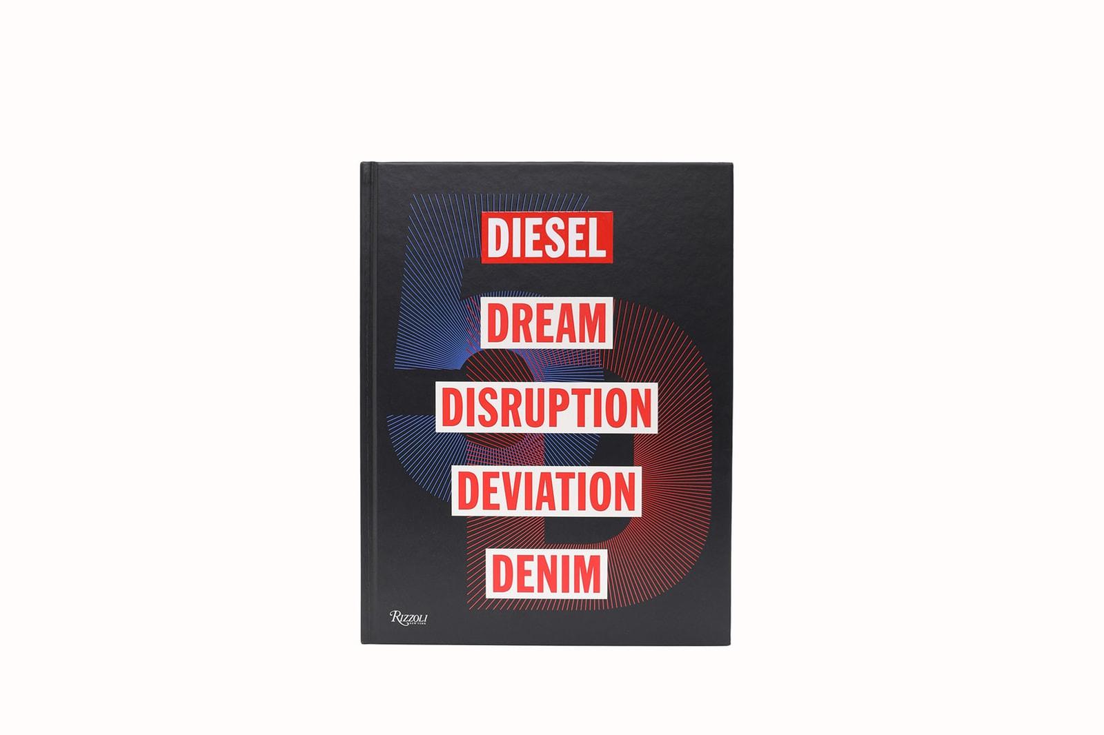 Diesel Announces Retrospective Book with Rizzoli