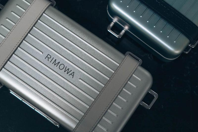 Dior RIMOWA Spring Summer 2020 Luggage Collection Closer Look Grey Blue Silver Cabin Trunk Handcase Oblique Champagne Case LVMH