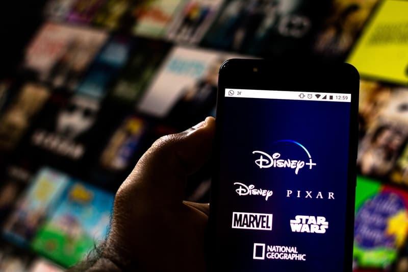 Disney+ Plus 3.2 Million Mobile Downloads Launch