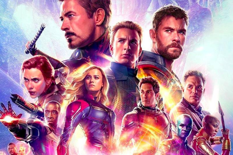 Disney+ Marvel Studios Avengers: Endgame Available at Launch Walt Disney Pictures