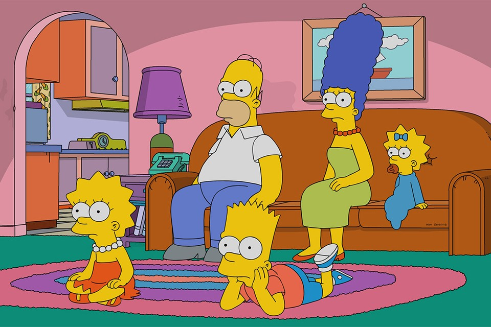 Disney+ Using Wrong Aspect Ratio for Early 'Simpsons' Episodes