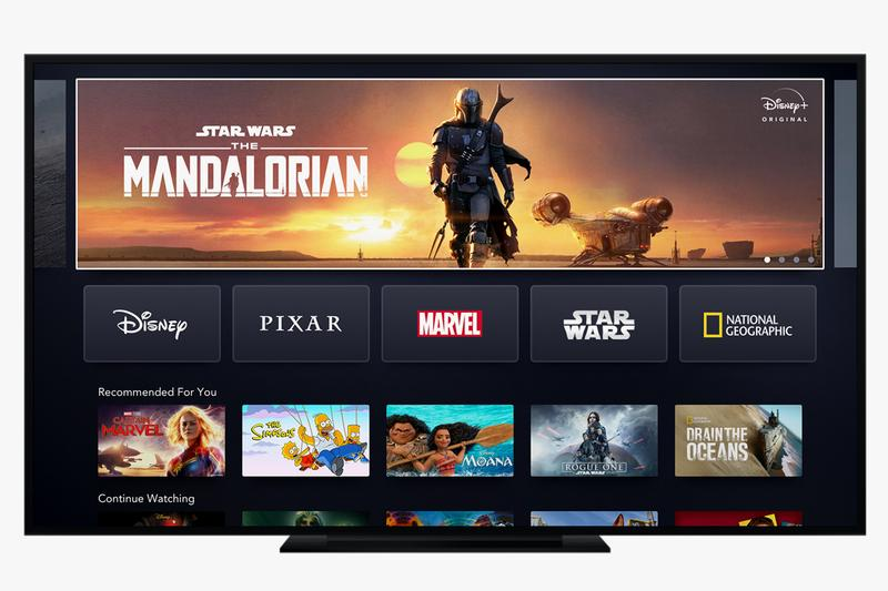 Disney+ 'Unable to Connect' Errors Launch Day Star Wars The Mandalorian