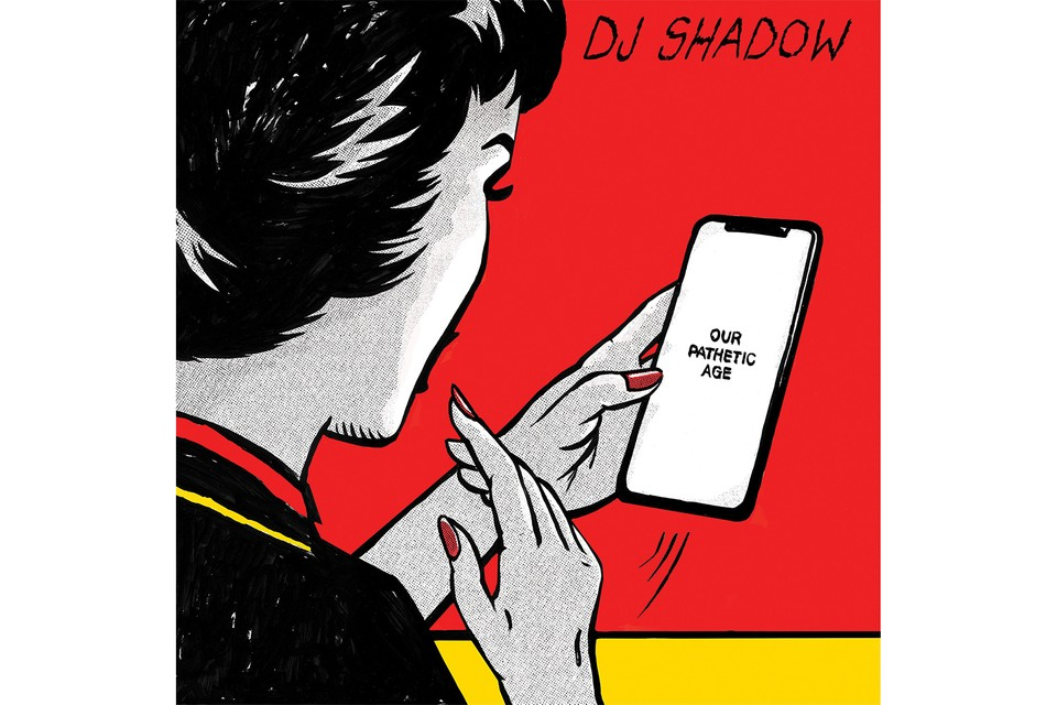DJ Shadow's 'Our Pathetic Age' Is a Sprawling Reinvention of Hip-Hop's Golden Era
