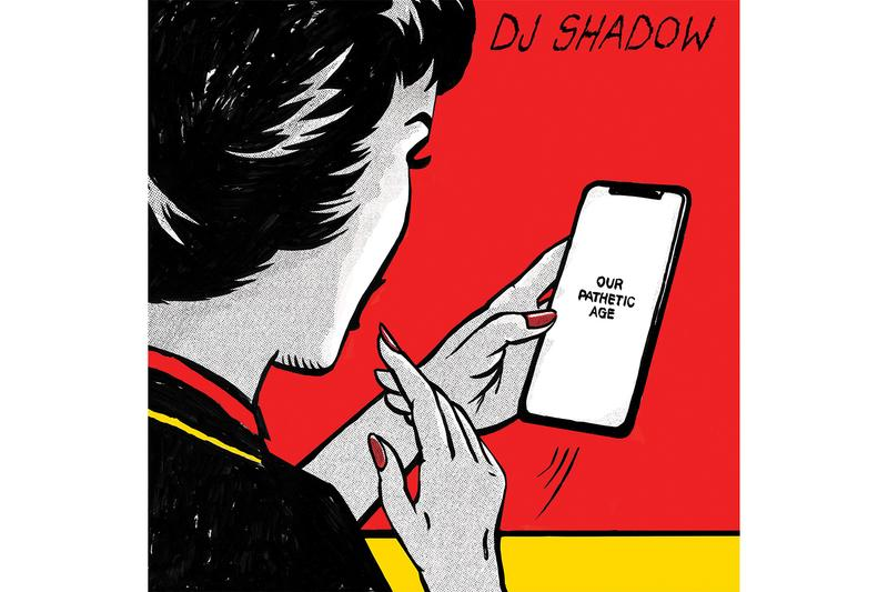 DJ Shadow 'Our Pathetic Age' Album Stream listen now apple music spotify hip-hop rap boom bap future beats bass nas pharaohe monch de la soul inspectah deck raekwon ghostface killah wiki RTJ run the jewels pusha t dave east barney fletcher mass appeal