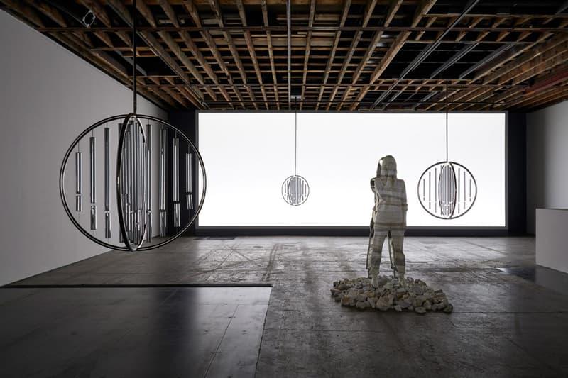 doug aitken return to the real exhibition victoria miro
