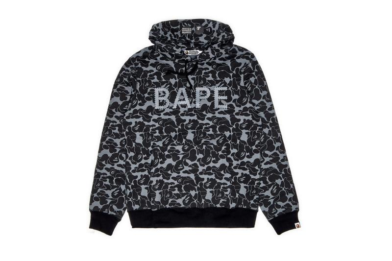 Dover Street Market 15 Anniversary MONOCHROMARKET Collaborations london DSM bape a bathing ape kaws palace burberry mad paris release information noah sacai stussy undercover the north face