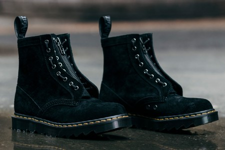 Dr. Martens & HAVEN Join Forces on Premium 1460 Jungle Boot