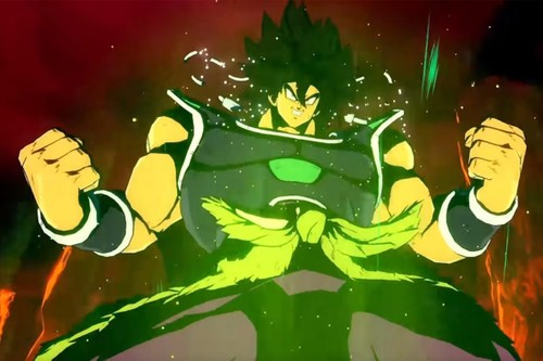 'Dragon Ball FighterZ' Welcomes Revamped Broly from 'Dragon Ball Super'