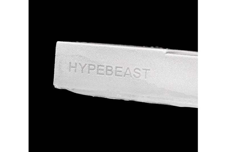 E806T HYPEBEAST Magazine Issue 27 The Kinship Issue Ice Sculpture UNDERCOVER FUTURA LABORATORIES Jun Takahashi
