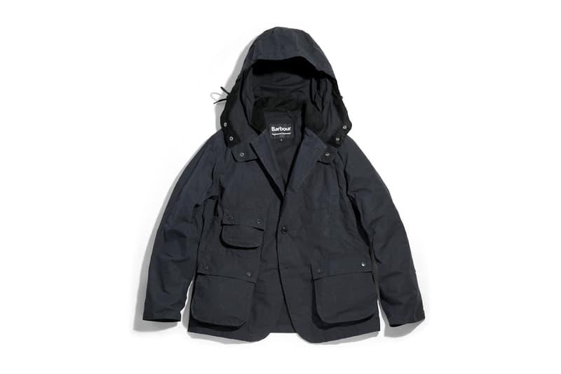 Engineered Garments Barbour Upland Jacket hunter hunting sartorial bespoke canvas cotton wax waterproof heritage blazer daiki suzuki outdoor apparel outerwear