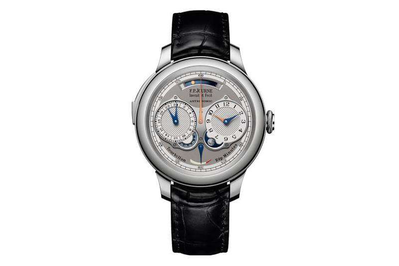 F.P.Journe Astronomic Souveraine Watch News stainless steel swiss watchmaking luxury rare