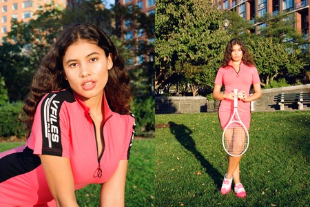VFILES & FILA Team Up for Colorful Tennis-Inspired Capsule Collection