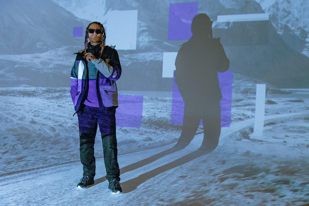 フットパトロール × ノース・フェイスからカプセルコレクションがリリース footpatrol the north face collection capsule mountain light jacket gas mask gore hat trail fire shoes gore tex nafe smallz lookbook release date info photos price