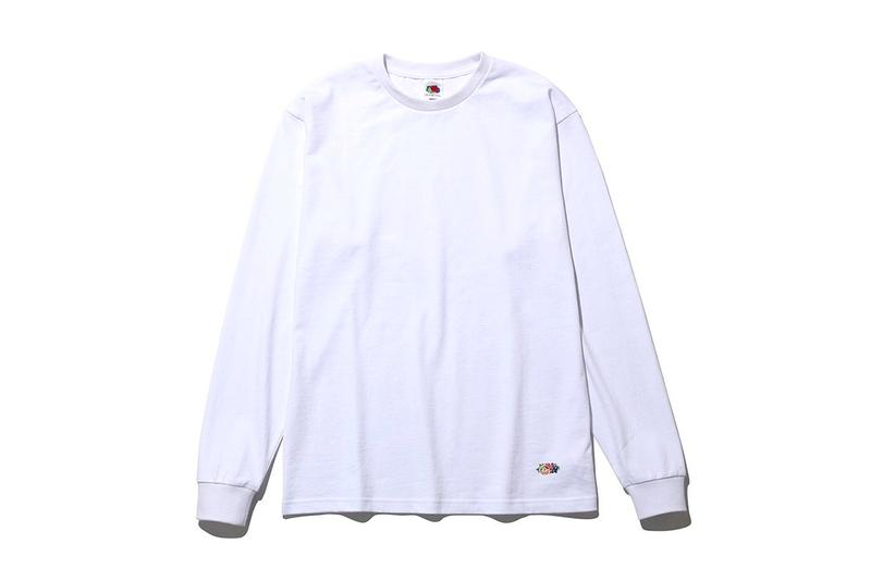 fragment design Fruit of the Loom THE CONVENI Long-Sleeve T shirt Release Info Date Buy Tokyo Japane Hiroshi Fujiwara Buy