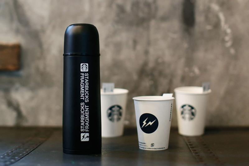 fragment design Starbucks Stainless Steel Bottles via packets essence colombia paper cups branded december 18 2019 japan exclusive