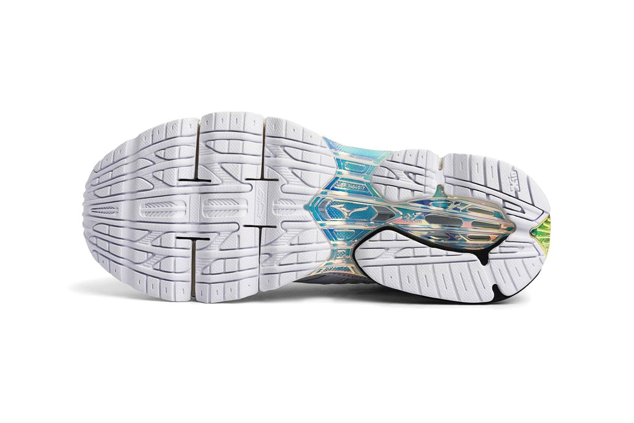 FUTUR x Mizuno Wave Prophecy, Apparel Collaboration collection release date info november 16 2019 fw19 sneaker