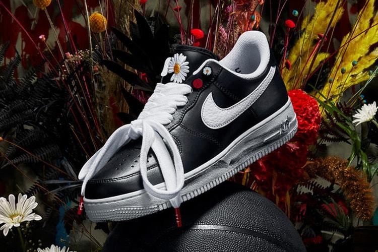 G Dragon Peaceminusone Nike Air Force 1 Para Noise Closer Look