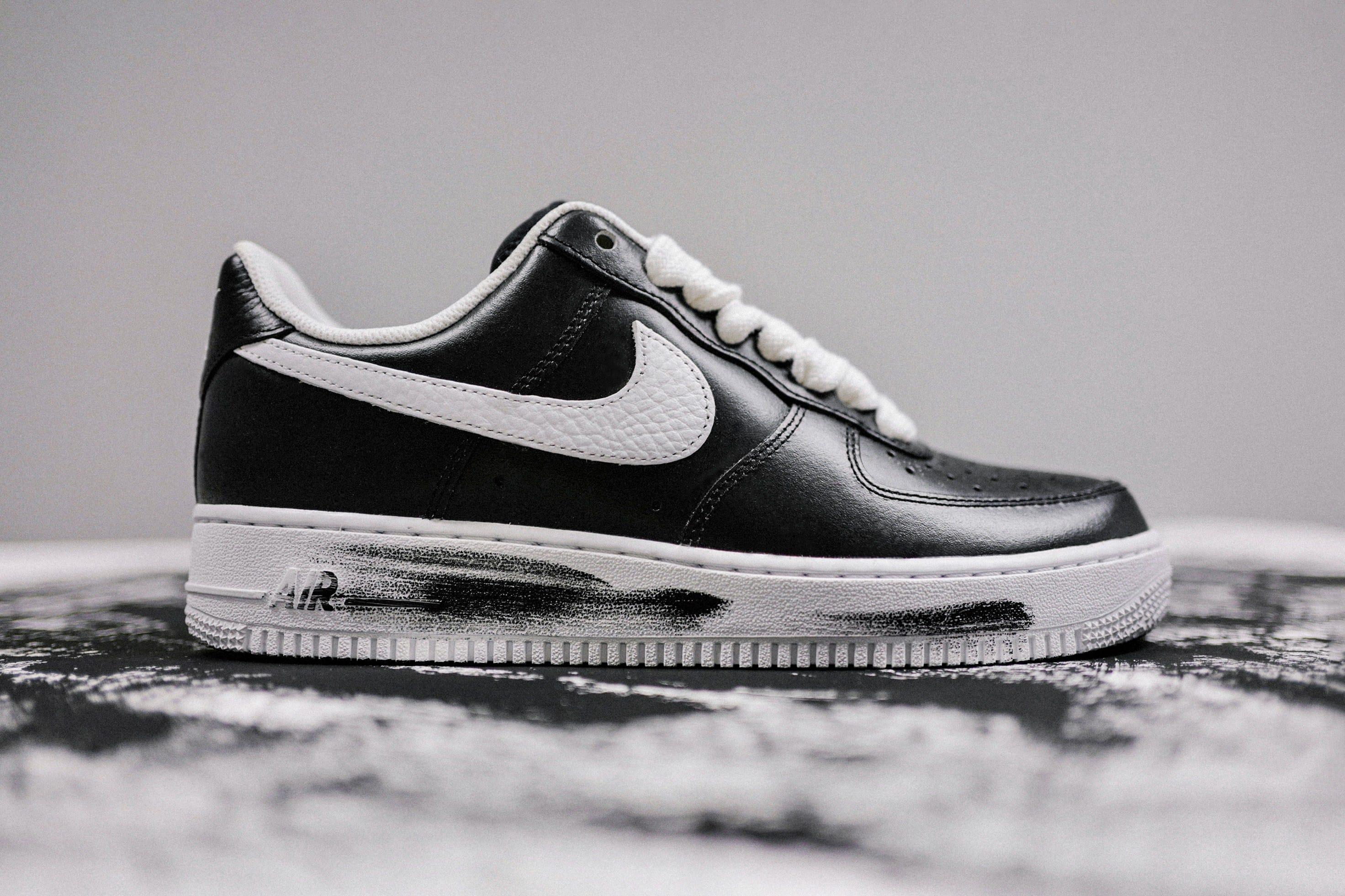 G-Dragon PEACEMINUSONE Nike Air Force 1