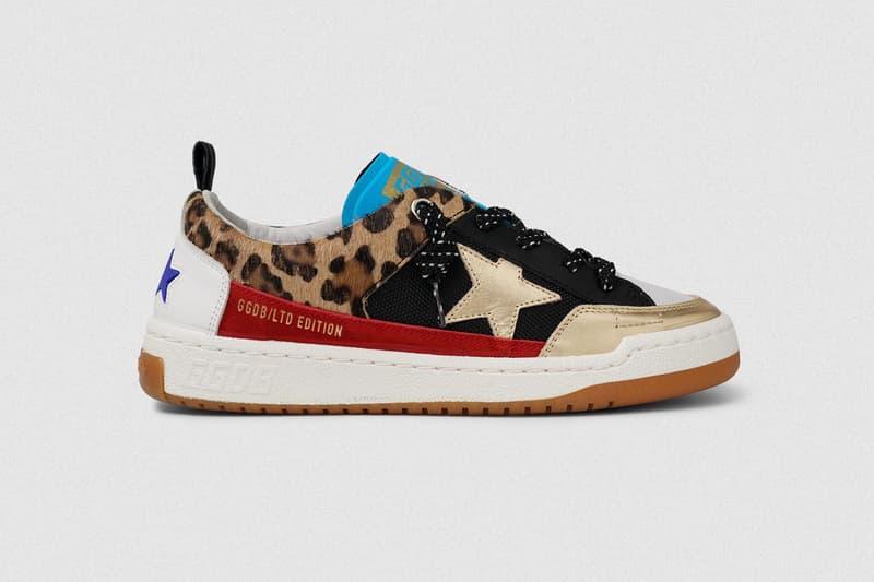 Golden Goose Presents NY-Inspired 'Yeah' Sneaker New York