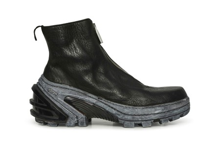 1017 ALYX 9SM and Guidi Release Italian-Crafted Zip Boots
