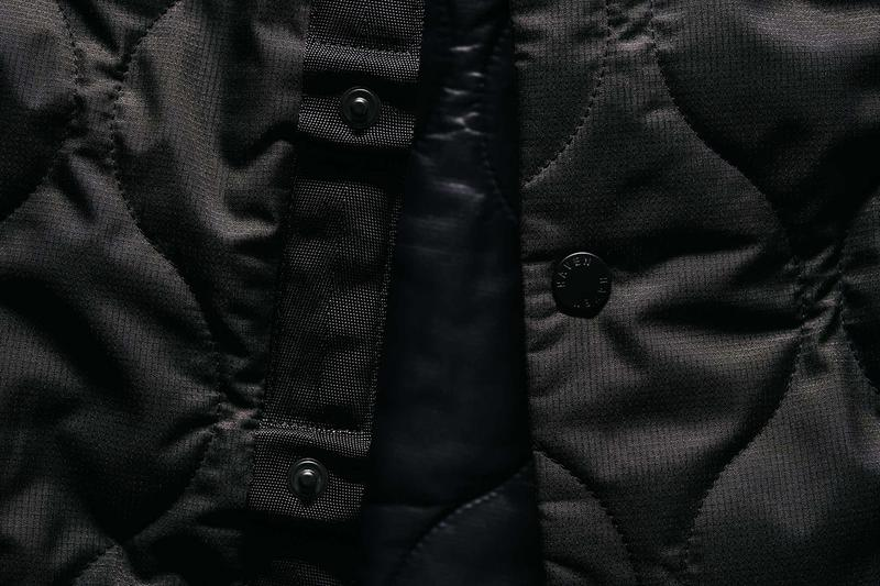 HAVEN PrimaLoft Fall/Winter 2019 Capsule Collection Release Information FW19 Outerwear Technology U.S. Army Spec Military Inspired Canada Shirt Jackets Trousers Flannel Bomber