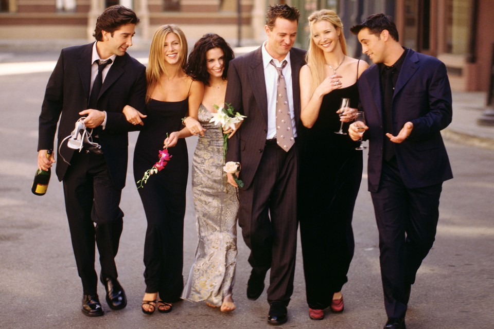 HBO Max Reportedly Developing 'Friends' Reunion Special