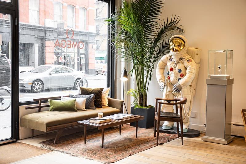 OMEGA is HODINKEE's Newest Retail Partner Pop-Up shop