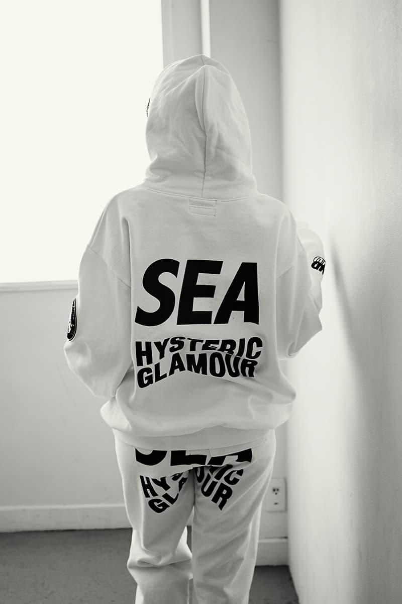 And sea wind