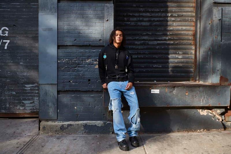 IDOL Brooklyn Raf Simons FW19 Editorial