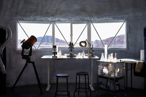 IKEA Redesigns Living Pod on Mars Desert Research Station