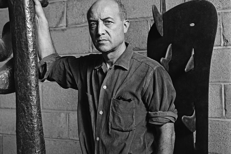 Isamu Noguchi Museum Online Archive News Akari Sculptures design architecture interior furniture design Japan Archive photos