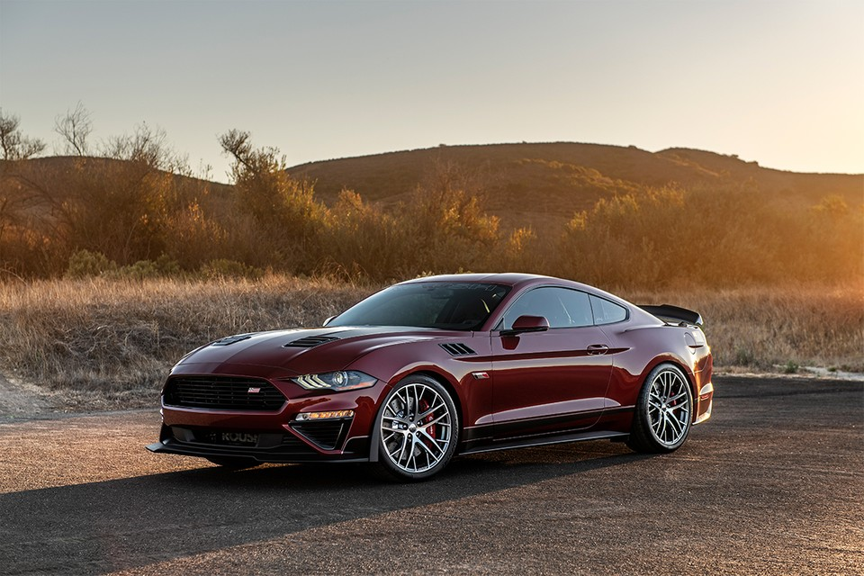 Jack Roush Celebrates NASCAR Hall of Fame Induction With Kitted-Out 2020 Mustang