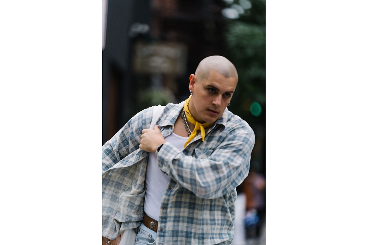 Jacob J. Keller Bare Knuckles Streetsnaps Style interview feature new york outfit brand drop collection