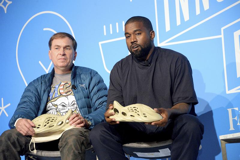 Kanye Says adidas YEEZY Clog Made of Algae info Release Date Fast Company Steven Smith
