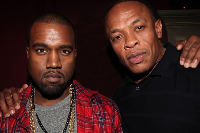 Kanye West & Dr. Dre Announce 'Jesus Is King Part II' hip-hop rap beats sunday service album project gospel christian album religious