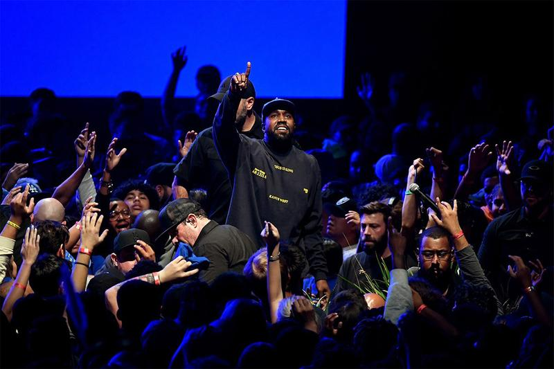 Kanye West Jesus Is King Debut Number 1 Billboard 200