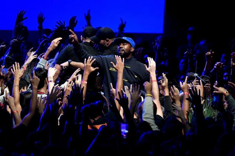 Kanye West Jesus Is King Sunday Service Tickets Inglewood Forum Concert Tour