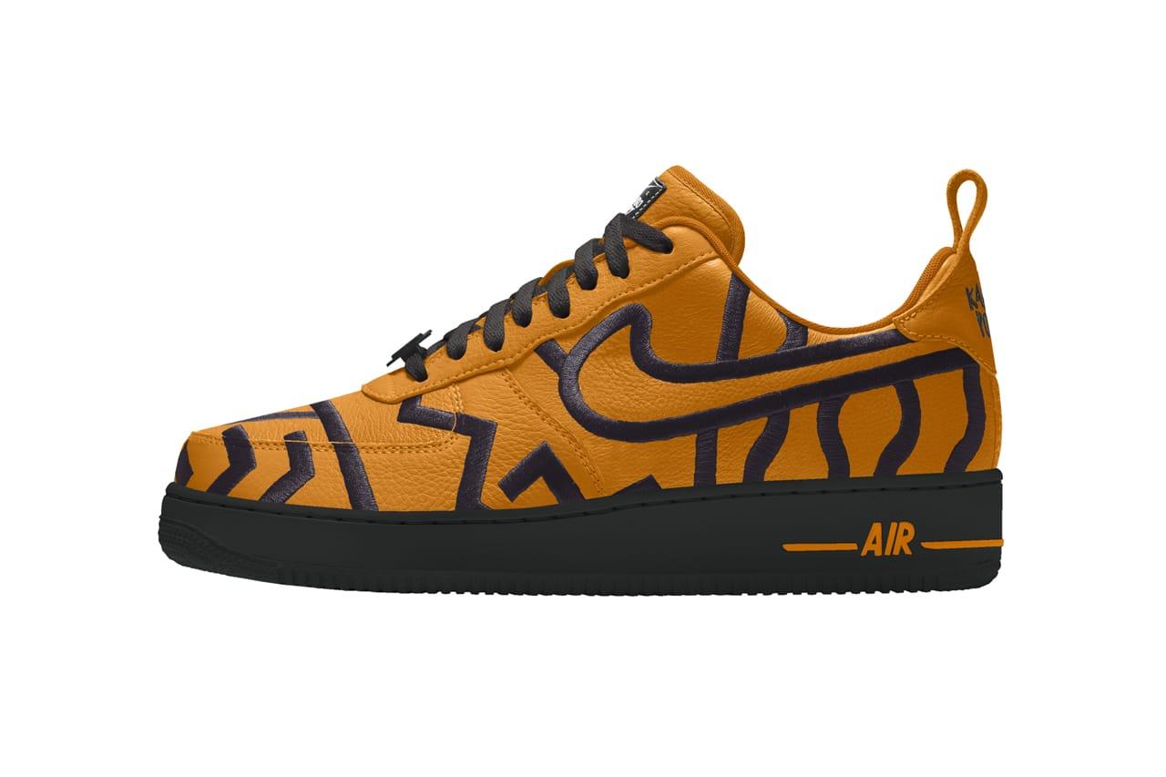 Karabo Poppy Nike By You Air Force 1