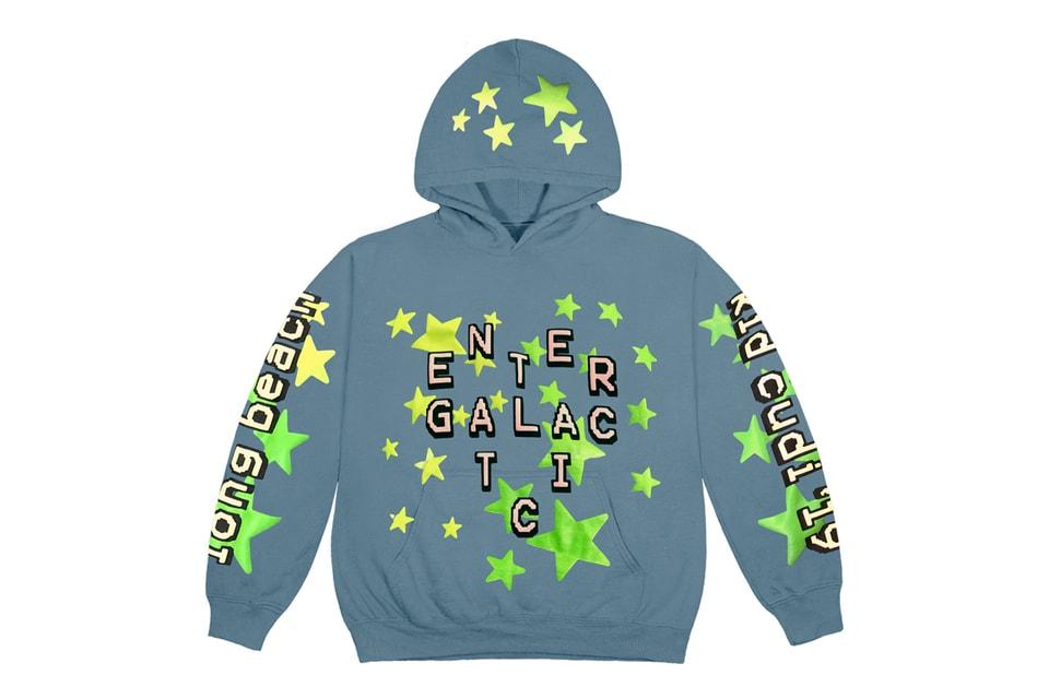 "Kid Cudi and Cactus Plant Flea Market Release Glow-In-The-Dark ""Entergalactic"" Hoodie"