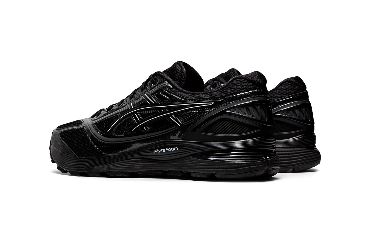Kiko Kostadinov x ASICS GEL-KORIKA Campaign collaboration collection laura deanna fanning juergen teller colorway black silver grey multi blue drop release date info november 16 2019