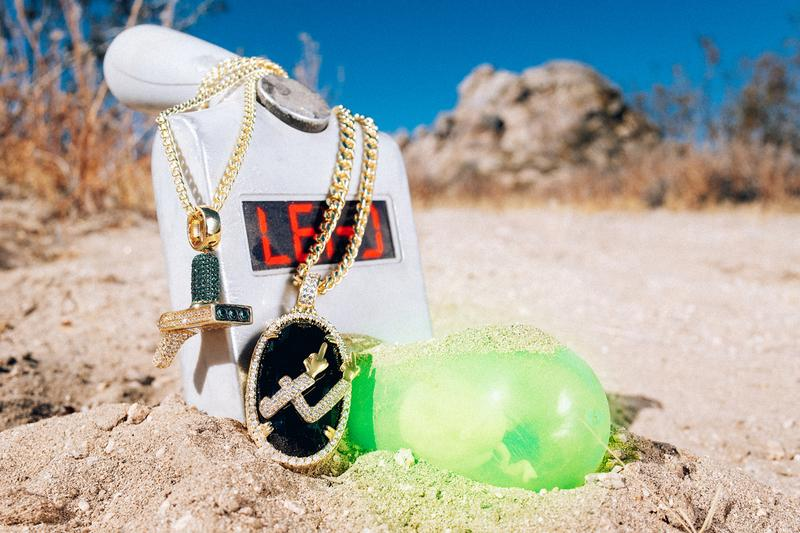 King Ice Drops Ricky And Morty Inspired Jewelry Collection colored stones 14k gold 3D design system Los Angeles jewelry brand Wu Tang Death Row Records Playstation Spongebob Squarepants Champion television streaming hip hop community culture Rick ring  portal portal gun Morty pendant