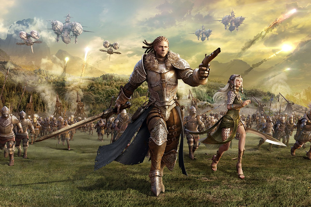 kingdom under fire 2 blueside gameforge mmo rpg rts video game online gaming