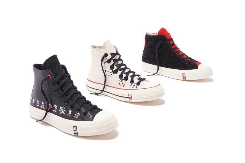 kith converse disney mickey mouse chuck 70 hi high release date info photos price