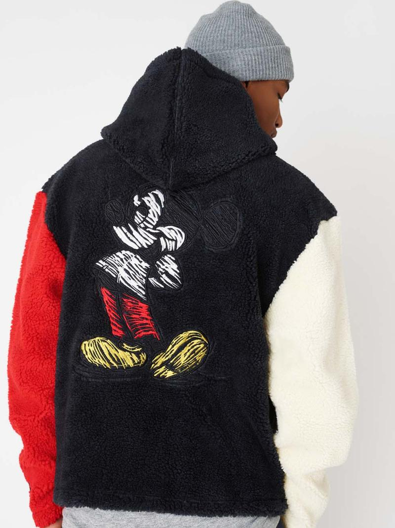 Kith Disney Mickey Mouse Collection Collaboration Steamboat Willie Running Mickey Fantasia Mickey
