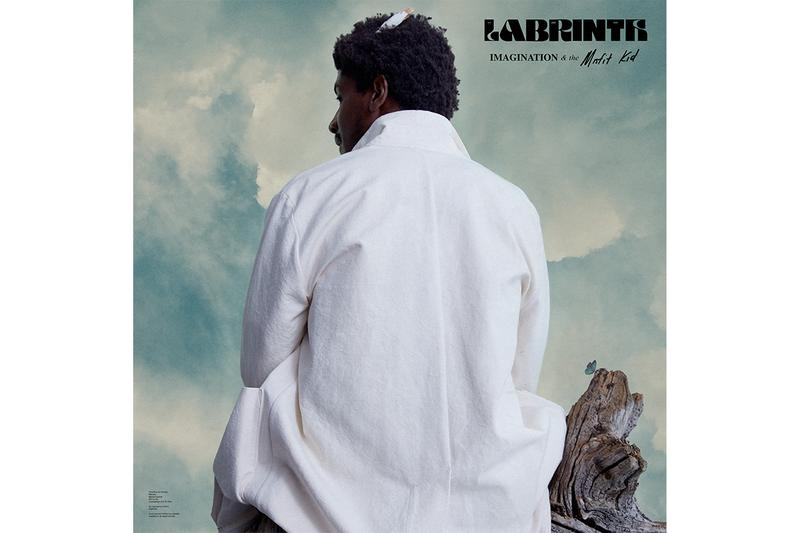 Labrinth Imagination The Misfit Kid Album Stream Release Info date 2019 new music songs track