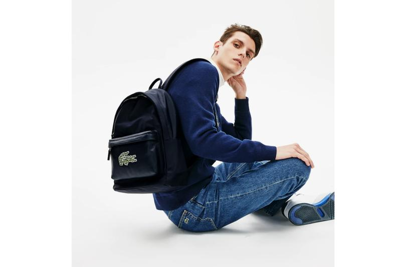 "Lacoste ""Croco Magic"" Holiday 2019 Collection alligator logo crocodile logo apparel bags accessories watches timepieces"