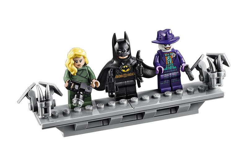 LEGO 1989 Batman Batmobile Release Info Date Buy 30th Anniversary Tim Burton