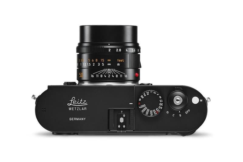 leica m monochrom ernst leitz wetzlar camera black and white cmos sensor